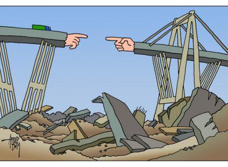 Il crollo del Ponte Morandi: le macerie dell'Italia e degli italiani